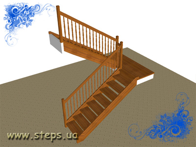Wooden Stairs Official Web