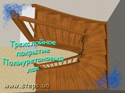 Балясины из дерева для лестниц купить недорого в Москве